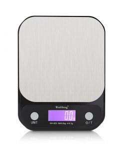 Portable Precision Digital LED Kitchen Scale