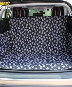 Pet Car Seat Cover Trunk Mat For Cats Dogs