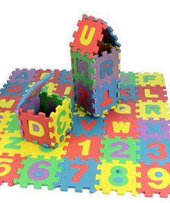 36 pcs children Soft Baby Floor Mat