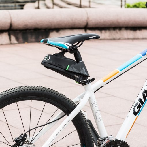 Solid Rainproof Bicycle Saddle Bag
