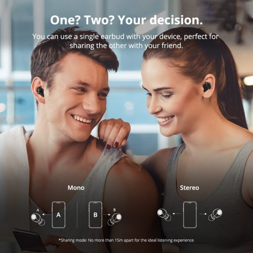 Bluetooth TWS Wireless Earbuds with QualcommChip