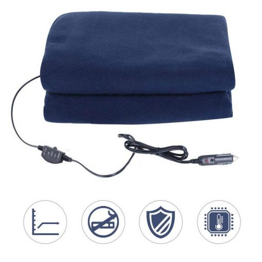 Best Heated Electric Blanket For Car