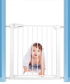 Adjustable Baby Safety Gate for Stairs /Doors