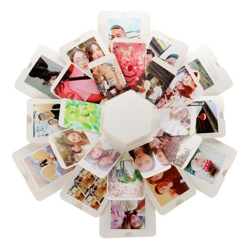 Lovely Photo Album Explosion Box