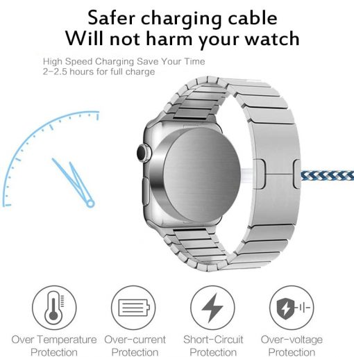 Apple Watch Magnetic Charger USB Wireless Charging Cable (1M)
