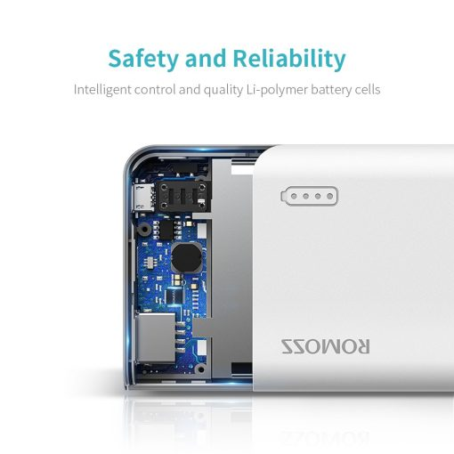SmartCard size Power Bank 10000mAh with Fast Charge