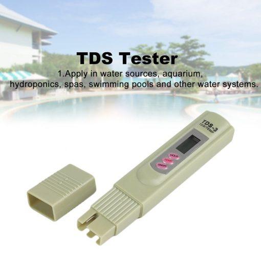 Digital Portable TDS Meter Water Tester Pen