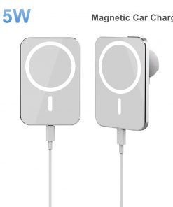 15W Magsafe Wireless Car Charger For iPhone 12 pro mini Max, Air vent Car Mount Magnetic Car Holder Charger