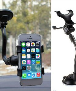 360° Rotatable Car Phone Holder Flexi Phone Mount