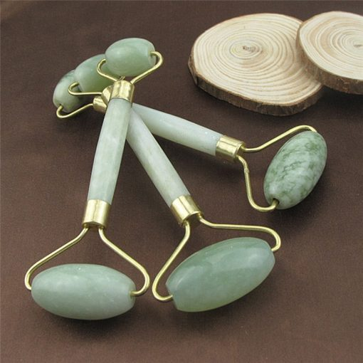 Natural Jade Roller Anti Wrinkle Face Slimming Shaper
