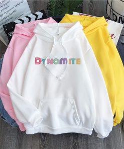 A Premium 2020 Dynamite BANGTAN boy Sweatshirts Hoodies