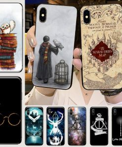 Forever HP fans Phone Case For iphone 5 5s 5c se 6 6s 7 8 plus x xs xr 11 pro max