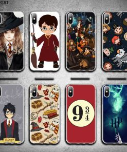 iPhone Cases for PotterHeads 12 pro max 11 pro XS MAX 8 7 6 6S Plus X 5S SE 2020 XR
