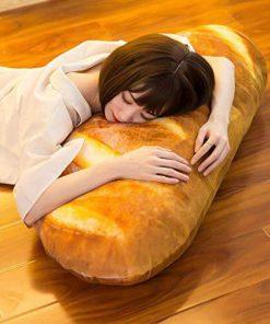 3D Simulation Bread Shape Plush Pillow 14