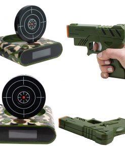Laser Shoot It Alarm Clock For Kids