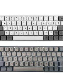 SK64 Wireless Mechanical Keyboard RGB Backlit for Mac/ Gaming