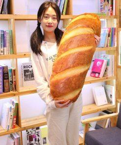 bread pillow plush
