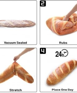 how to use bread pillow