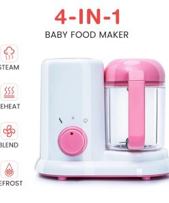 all in one baby food processor steamer blender cooker food maker