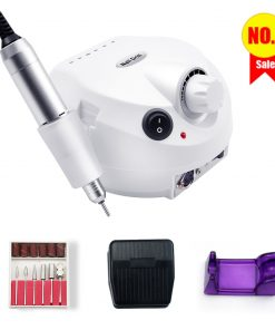 35000/20000 RPM Electric Nail Drill Machine Mill Cutter Electric Nail Manicure Pedicure File