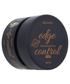Premium Hair Edge Control Gel With Edge Brush