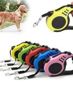 Luxy Durable Automatic Retractable Dog Lead (3m,5m)