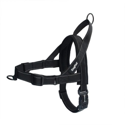 Easy-fit Adjustable No Pull Dog Harness Reflective easy on & off