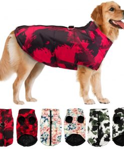 Luxy-Cozy Dog Winter Coat for Outdoors
